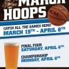 March Madness @ Thirsty Lion
