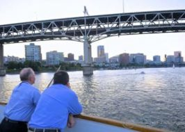 Treat Dad to Adventure on the Water w/ Portland Spirit's Father's Day Cruises!