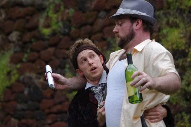 Original Practice Shakespeare in the Park Fest 2013