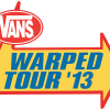 Vans Warped Tour 2013