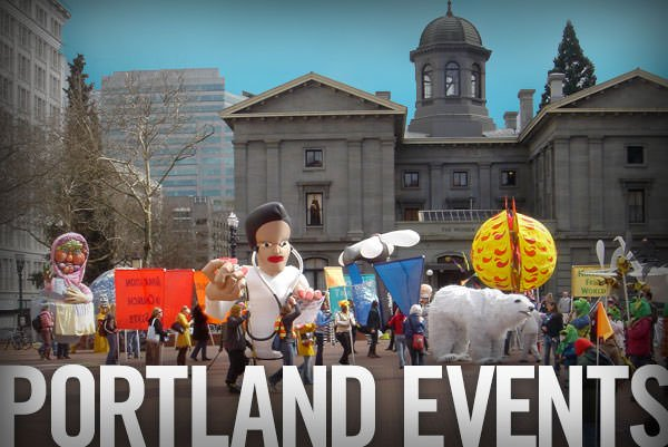 Portland Weekend Events & Giveaways