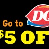 Save $5 off FrightTown with DQ