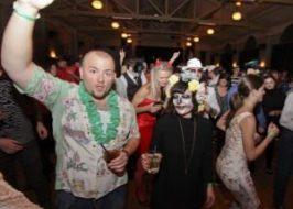 Halloween Party @ McMenamins Kennedy School