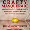 Crafty Underdog Halloween Masquerade @ Mission Theater