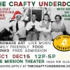 Holiday / Christmas Shop w/ The Crafty Underdog @ The Mission Theater