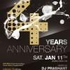 Jai Ho! Portland 4 Years Anniversary @ Crush