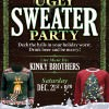 Thirsty Lion Ugly Sweater Party
