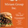 Miriam Group Inc. Fundraiser @ Veggiegrill