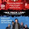 Six Pack Live @ Roseland