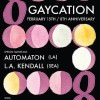 Gaycation @ Holocene