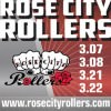 Rose City Rollers March 2014