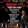 One Love Valentine's Day Cruise
