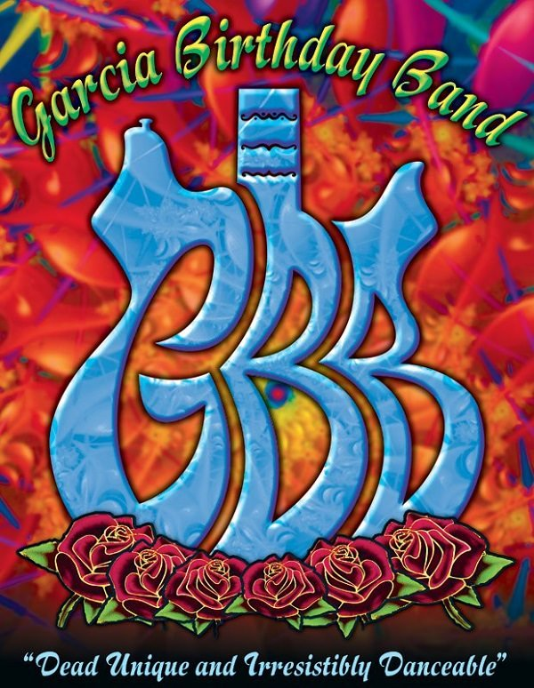 "July 27 @ The Goodfoot - Garcia Birthday Band (GBB), is a group of veteran musicians interpreting and celebrating the vast repertoire of the late Jerry Garcia and The Grateful Dead. But this isn't a ""tribute band!"""