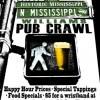 Mississippi Williams Pub Crawl