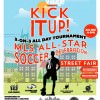 Kick it up: Overlook Village Soccer Celebration and Street Fair