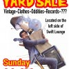 Swift Lounge Yard Sale