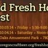 Fresh Hops Festival