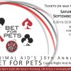 Animal Aid Casino Night