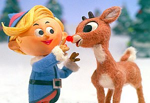 RUDOLPH THE deep throat REINDEER at Ice Gay Tube