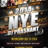 Bollywood.Flyer..NYE