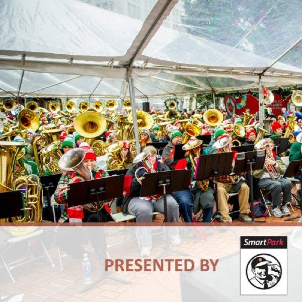 Portland Tuba Christmas 2019 2018 Portland Tuba Holiday / Christmas Concert In Pioneer