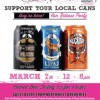 Support Your Local Cans