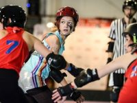 Rose City Rollers Junior Derby Rosebuds Win Tickets