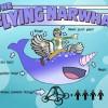 eastburn flying narwhal