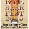 Rye Beer Fest 2015 @ EastBurn