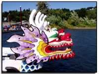 2017 Portland Rose Festival Dragon Boat Races + Photos