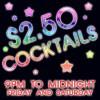 $2.50 Cocktails at EastBurn