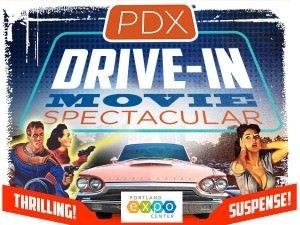 Drive in movie portland
