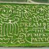Pumpkin Patch Maze 2015