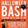 Underdog Halloween Bash 2015