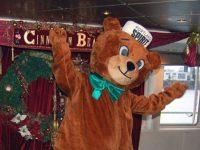 Cinnamon Bear Portland Spirit