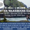 Winter Warehouse Sale Agave Denimx