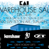 Kershaw Warehouse Sale