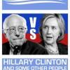 bernie-vs-other-people @ Eastburn Democratic Debate