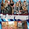 THE QUADRAPHONNES with Melao de Cuba @ Star theater