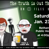 The Truth is Out There: X Files Quiz @ Bethany Public House