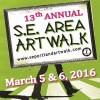SE Area ARTWalk 2016