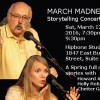 Portland Story Theater march Madness