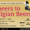 Cheers to Belgian Beers