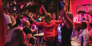 Enjoy Barrel Room's Dueling Piano Show Every Friday & Saturday in Downtown Portland for FREE w/ Our Promo Code! | Vegas Style, Request Driven, Audience Interactive Show