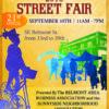 2016 Belmont Street Fair