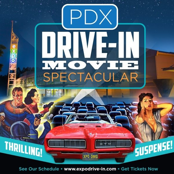 Drive in movie portland oregon