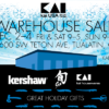 Kai USA WAREHOUSE SALE