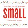 Division Clinton Small Business Saturday