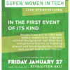 super women in tech