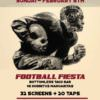 Super Bowl Football Fiesta